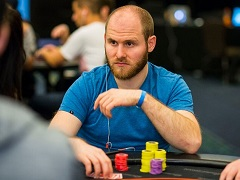Sam Greenwood won $160,000 in the tournament of PowerFest Series