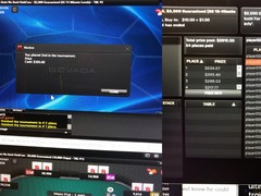 From $200 to $100k poker challenge: April results