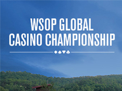 WSOP bracelet will be played in August in North Carolina