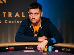 Украинец попал в призы турнира хайроллеров Triton Poker
