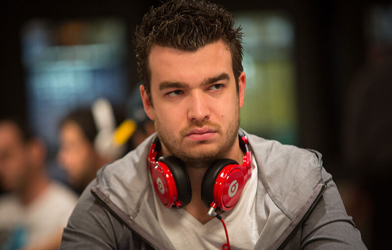 Chris Moorman 2019