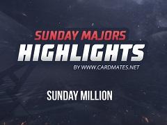 Sunday Million Highlights от 12.05.2019