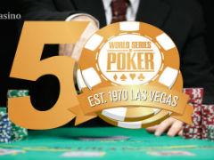 WSOP определит лучших игроков и моменты полувековой истории
