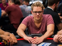 LLinusLLove gave interview during Triton Poker Series
