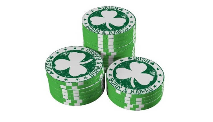 Irish Poker game