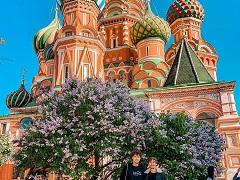 Фёдор Хольц посетил Москву
