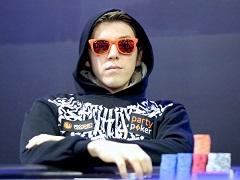 Анатолий Филатов финишировал третьим в турнире хайроллеров