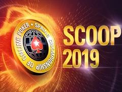Роман Романовский лидирует в финале Главного События SCOOP 2019