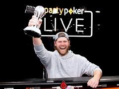 Победитель Мейн Ивента PartyPoker Live Millions получил 1 000 000$