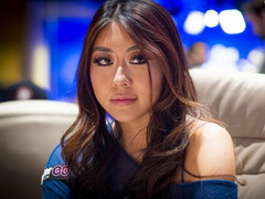 Maria Ho comments on her poker career