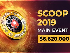 SCOOP Main Event Replay от 26.05.2019