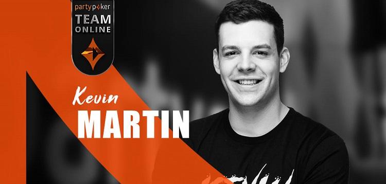 Кевин Мартин 2019