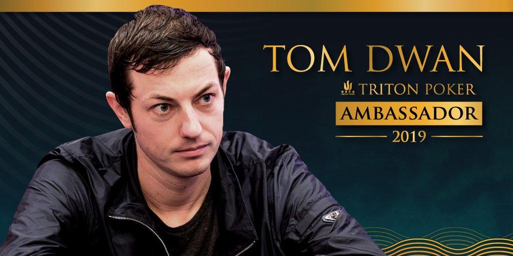 Том Дван Triton Poker 2019