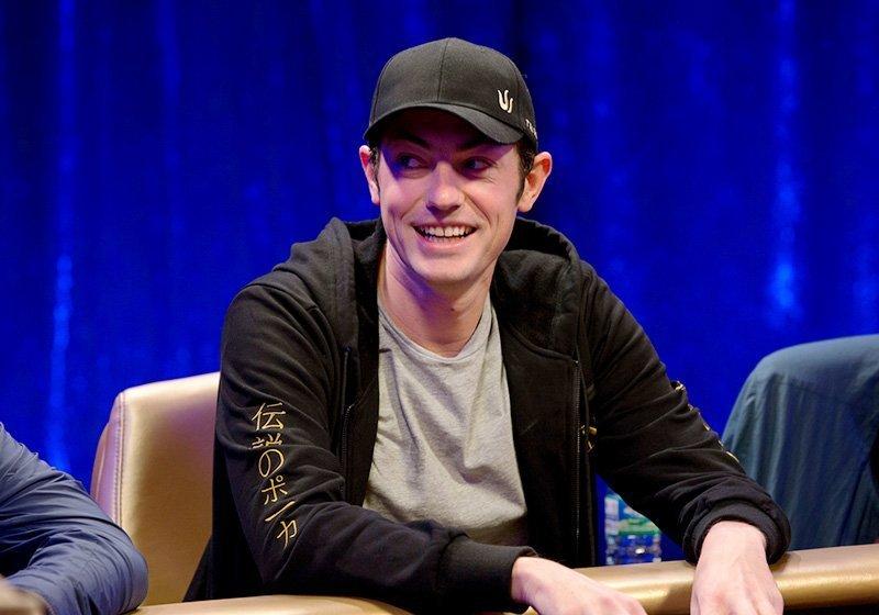 Том Дван на серии Triton Poker
