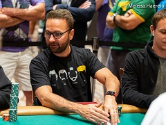 Negreanu will play at the final table of the WSOP 2019 event