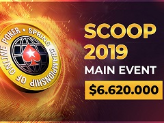 SCOOP Main Event Highlights от 26.05.2019