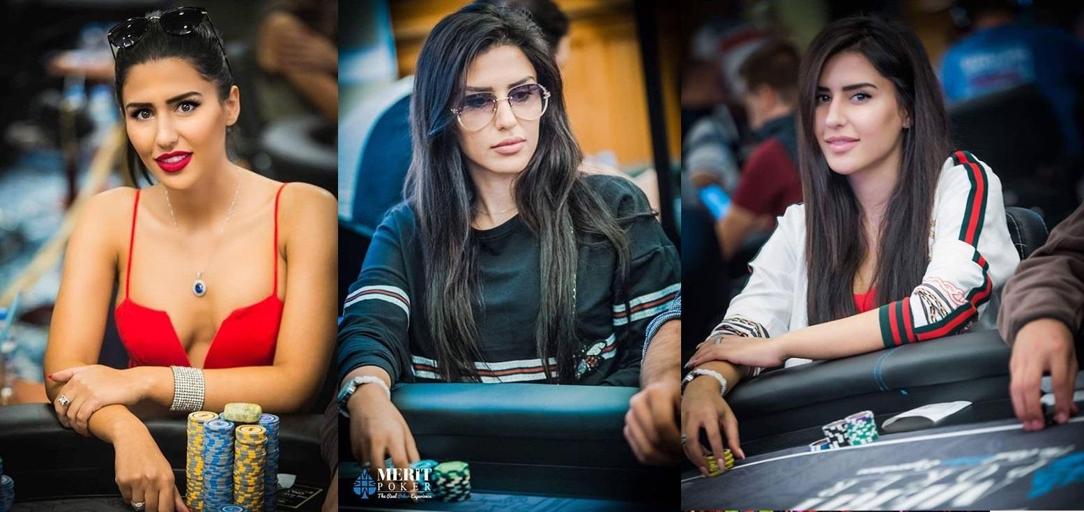 Мелика Разави в покере