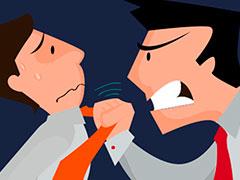 Как играть против агрессивных противников