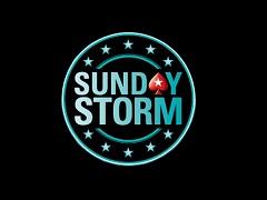 PokerStars will host a festive Sunday Storm with $1 million guarantee