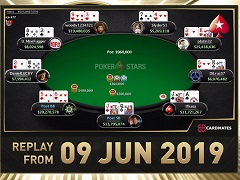 Sunday Million Replay от 09.06.2019