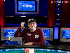 Eli Elezra won the fourth WSOP bracelet