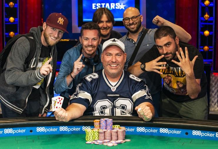 Чемпион WSOP Millionaire Maker 2019