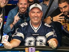 Чемпион WSOP Millionaire Maker: «Я основал компанию с доходом 15 000 000$, но это всё равно самый важный день в моей жизни»