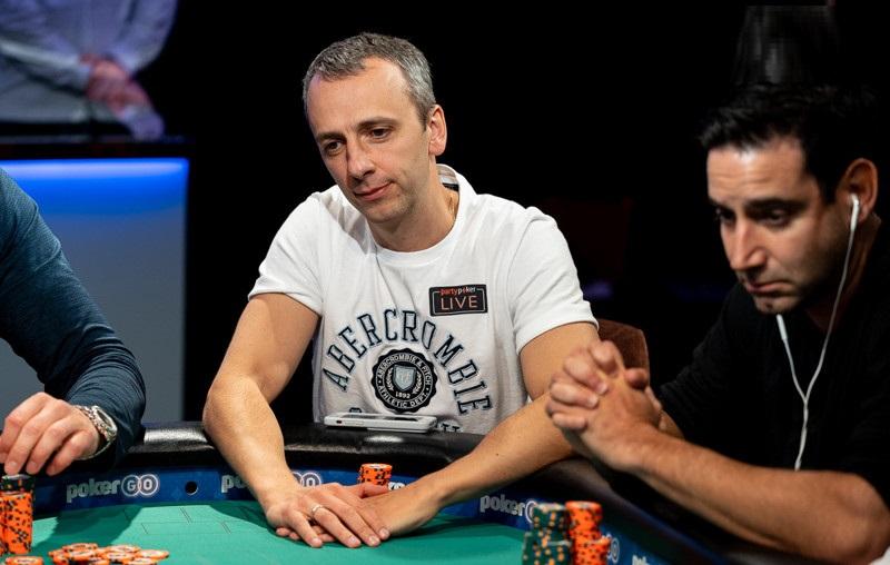 Михаил Сёмин на WSOP 2019