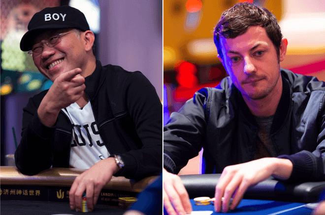 Phua and Dwan poker