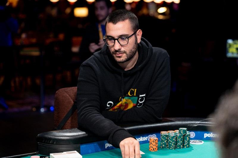 Дарио Саммартино на WSOP 2019