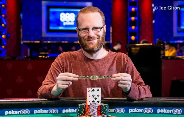 Adam Friedman poker