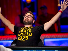 Negreanu stopped a step away from winning a gold bracelet