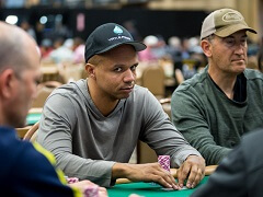 Phil Ivey got his first cash at WSOP 2019