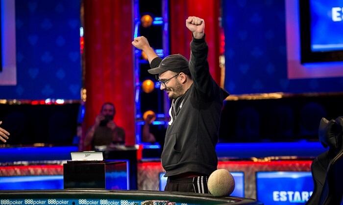 Aristeidis Moschonas poker