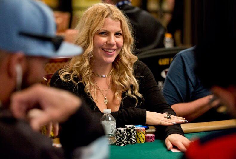 Katie Lindsay poker