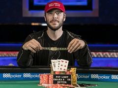 Лорен Кляйн вошел в историю покера