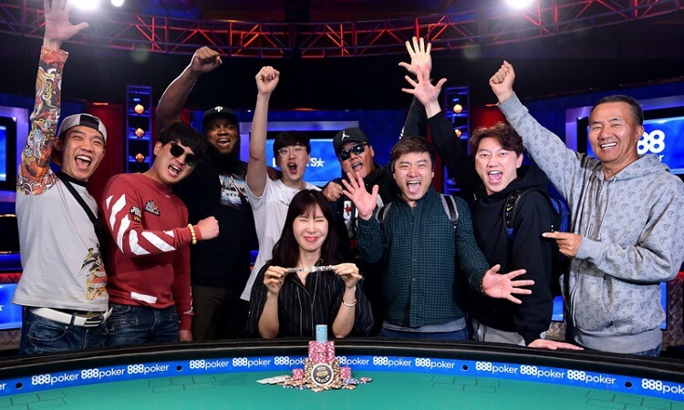 WSOP 2019 Ladies Championship winner