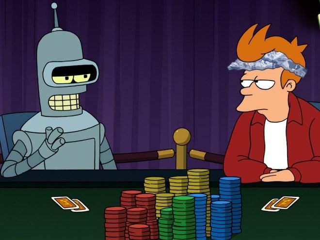 Боты в покере