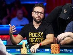 Who misses the WSOP bracelet most often?