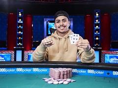 WSOP 2019: американец стал миллионером в турнире Monster Stack
