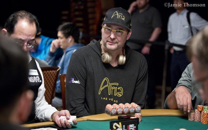 Phil Hellmuth WSOP 2019