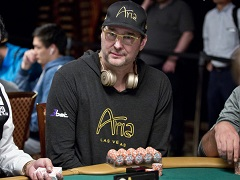 Why did Phil Hellmuth miss the Poker Players Championship?