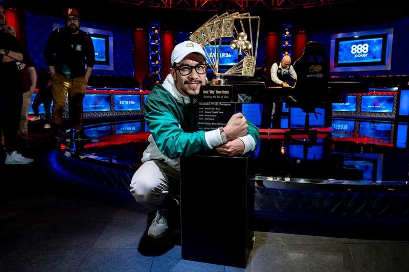 Филлип Хуи чемпион WSOP 2019