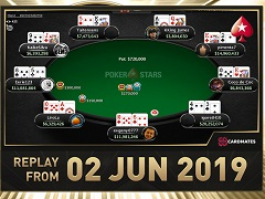 Sunday Million Replay от 02.06.2019