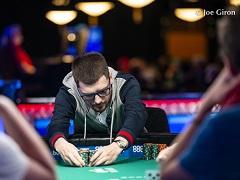 Россиянин выиграл 500 000$ в турнире хайроллеров WSOP 2019