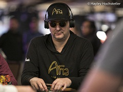 Phil Hellmuth took the 5th place in WSOP 2019 online tournament