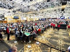 Новый рекорд: более 25 000 входов собрал Big50 на WSOP 2019