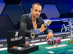 Ole Schemion became WPT champion