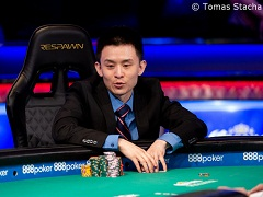 Бен Ю остановился в шаге от четвертого золотого браслета WSOP