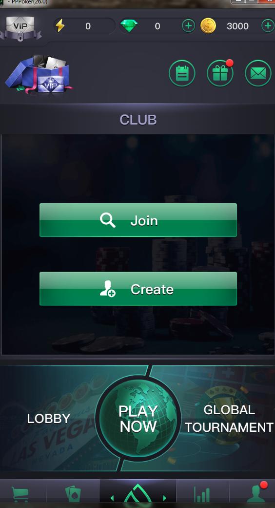 Регистрация PPPoker клуб